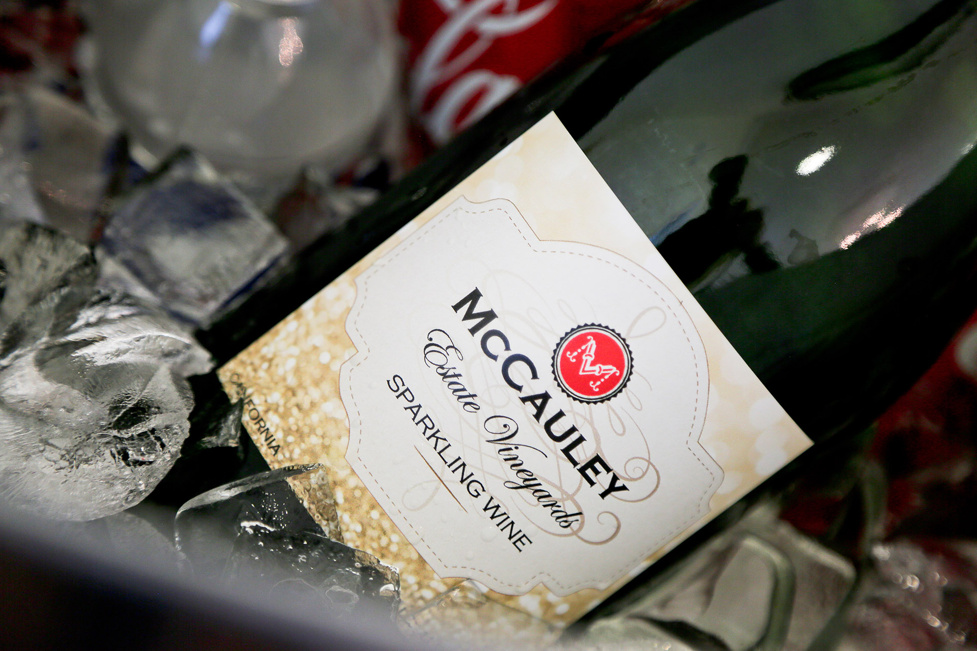 McCauley Estate Vineyard Ceremony Sparkling Wine